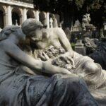 Graveyard sadness distress