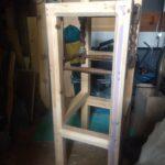 Building a stool